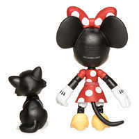 Image of Minnie Mouse and Figaro Action Figure Set - Disney Toybox # 3