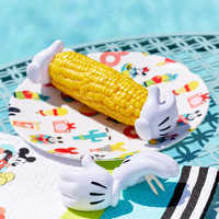 Image of Mickey Mouse Glove Corn Holders # 2