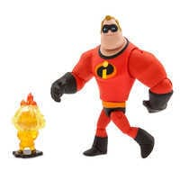 Image of Mr. Incredible and Jack-Jack Action Figure Set - PIXAR Toybox # 2