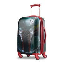 Boba Fett Luggage - Star Wars - American Tourister - Small