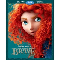 Brave Blu-ray + Digital Combo Pack