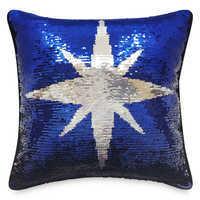 Image of Marvel's Captain Marvel Reversible Sequin Pillow # 2