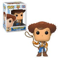 Image of Sheriff Woody Pop! Vinyl Figure by Funko - Toy Story 4 # 1