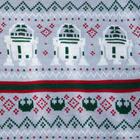 Image of Star Wars Light-Up Holiday Sweater for Adults # 5