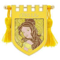 Image of Belle Banner Pin # 1