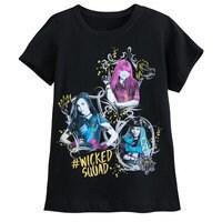 Descendants Cast T-Shirt for Girls