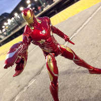 Image of Iron Man Collector Edition Action Figure - Marvel Select # 5