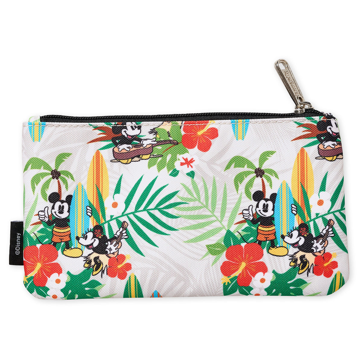 affe866c48 Mickey and Minnie Mouse Surf Pouch by Loungefly