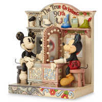 Image of Mickey Mouse ''The True Original'' 90th Anniversary Figurine by Jim Shore # 2