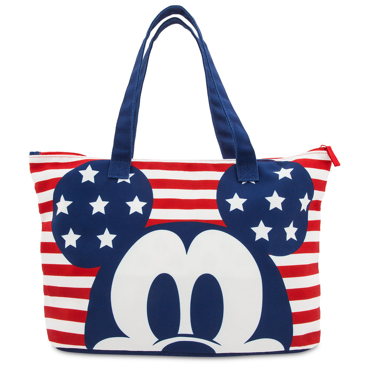 Product Image Of Mickey Mouse Americana Foldable Tote Bag 1