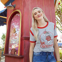 Image of Timothy Mouse T-Shirt for Women by Junk Food - Dumbo # 2