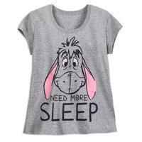 Image of Eeyore Short Sleep Set for Women # 2