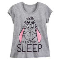 Image of Eeyore Short Sleep Set for Women # 2
