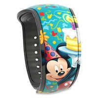 Image of Mickey Mouse ''It's My Birthday'' MagicBand 2 # 1