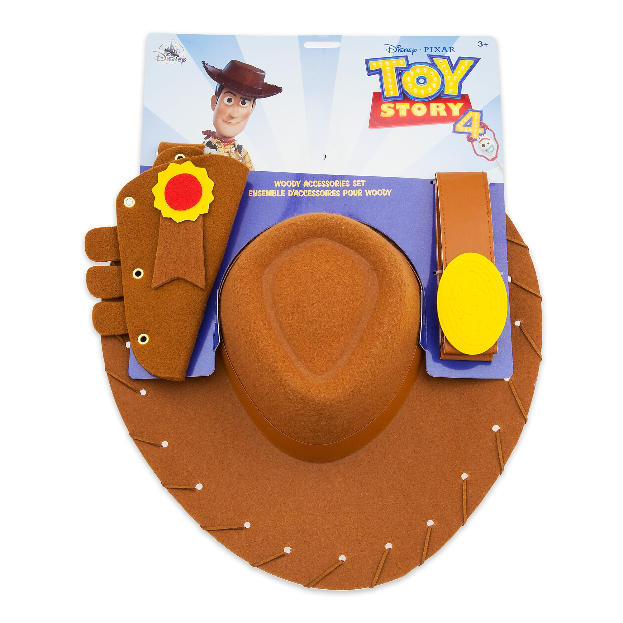 Woody Costume Accessory Set for Kids