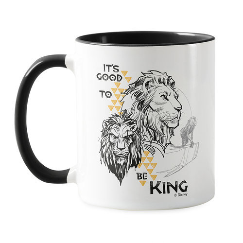 The Lion King 2019 Film: It's Good to Be King Mug - Customized
