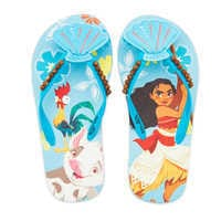 Image of Moana Flip Flops for Kids # 2