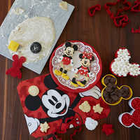 Image of Mickey and Minnie Mouse 3D Cookie Cutter Set - Disney Eats # 4