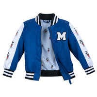 Image of Mickey Mouse Varsity Jacket for Boys # 2