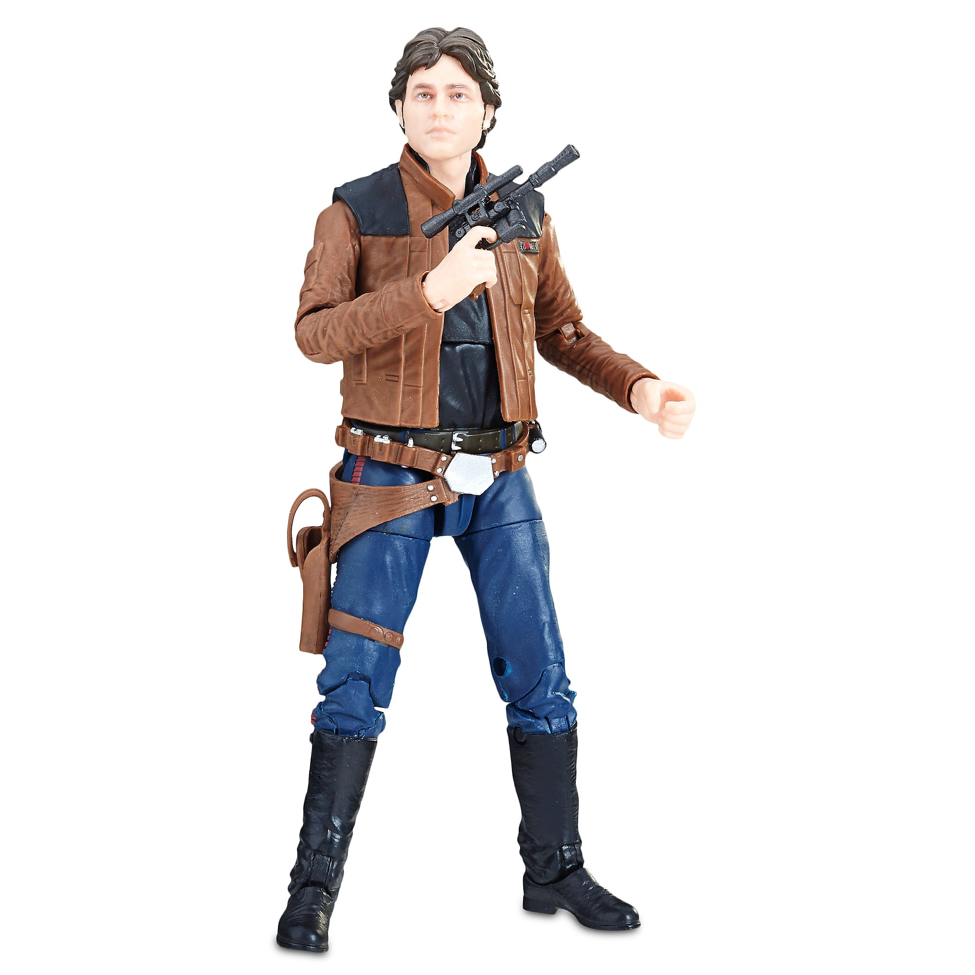 Han Solo Action Figure - Solo: A Star Wars Story - The Black Series