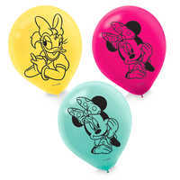Image of Minnie Mouse and Daisy Duck Balloons Set # 1