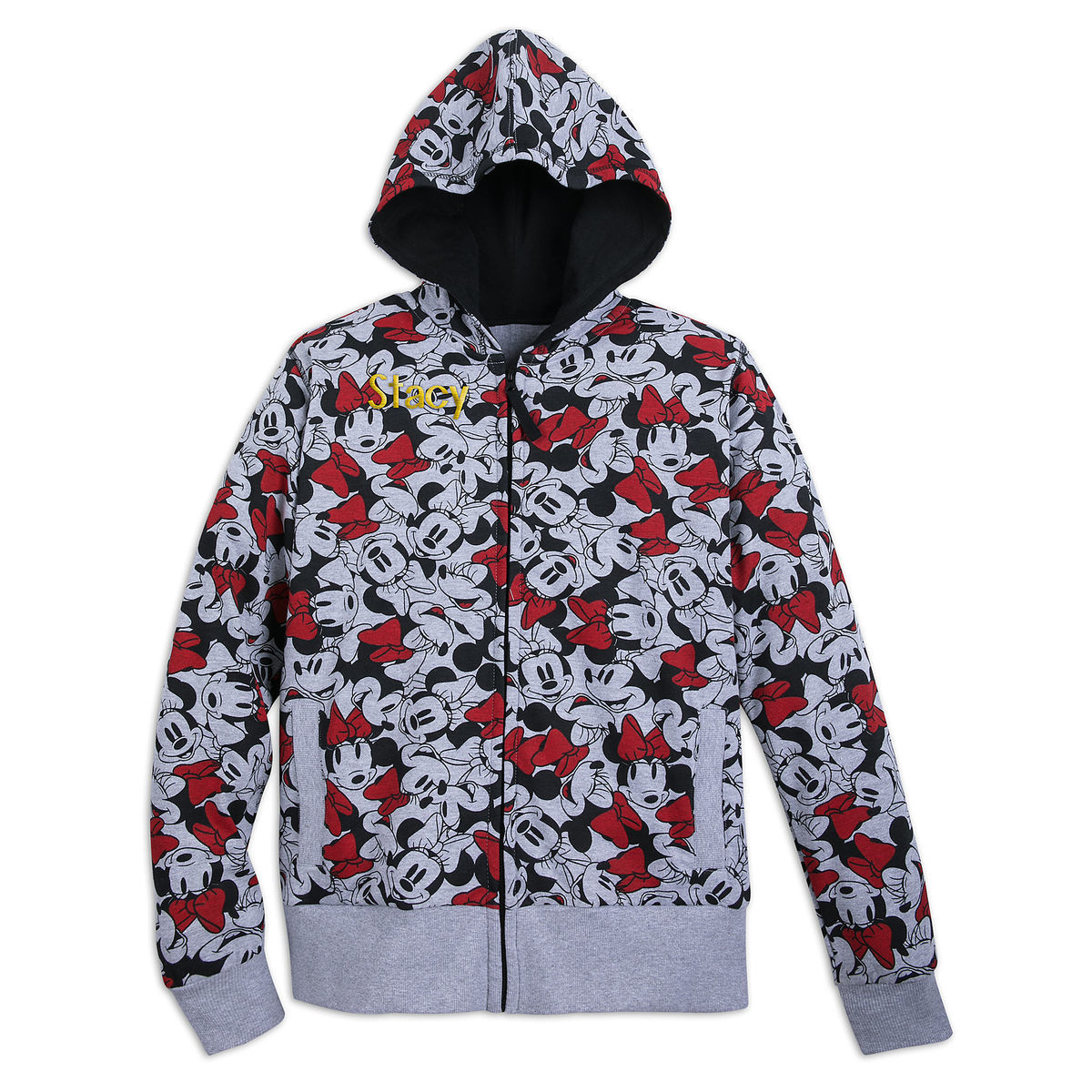 Minnie Mouse Hoodie For Women Personalizable Shopdisney
