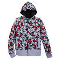 Image of Minnie Mouse Hoodie for Women - Personalizable # 1