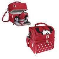 Image of Minnie Mouse Lunch Box with Utensils # 2