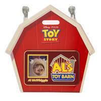 Image of Al's Toy Barn Jumbo Pin - Toy Story # 2