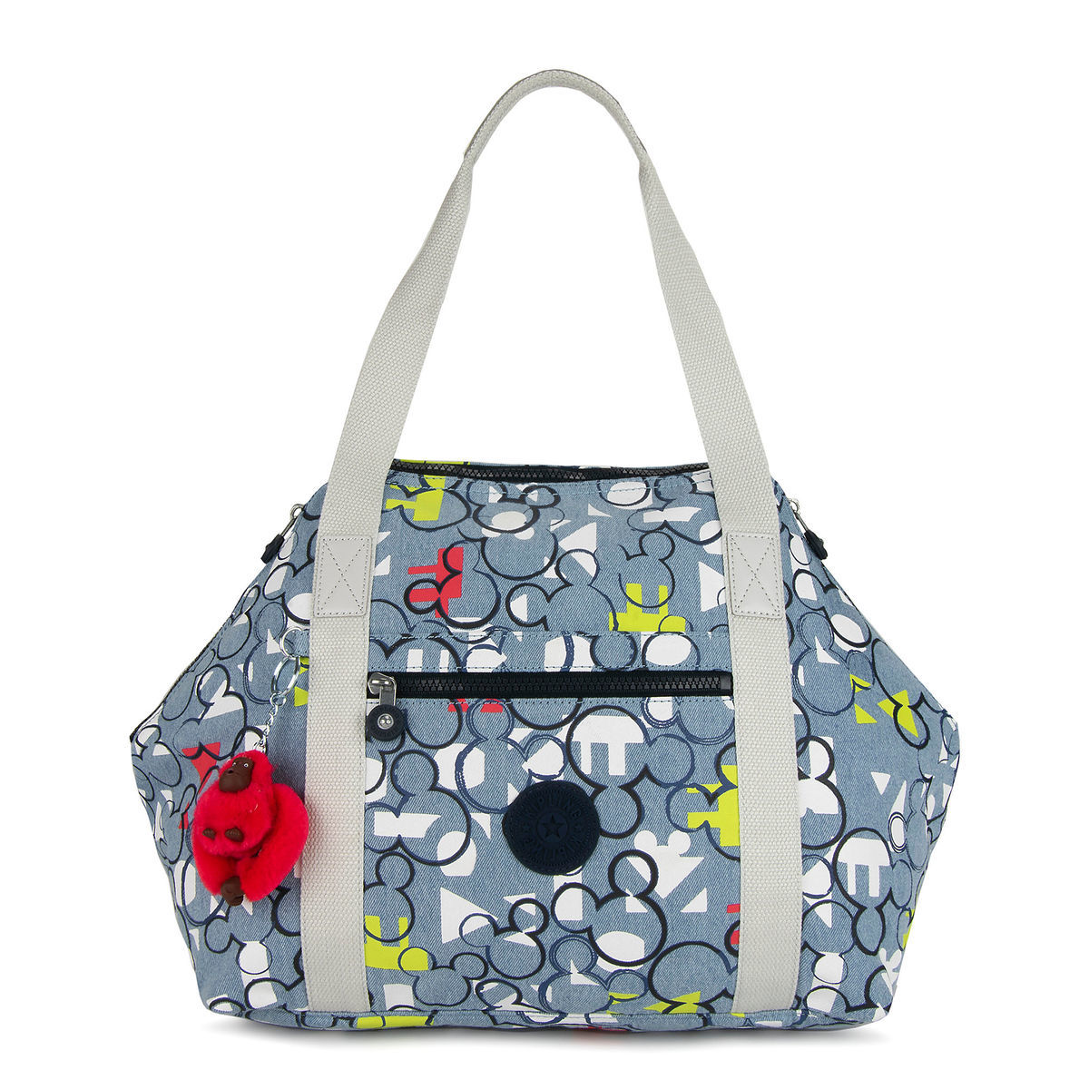 a5ee5d4c74cb Mickey Mouse Duffle Bag by Kipling