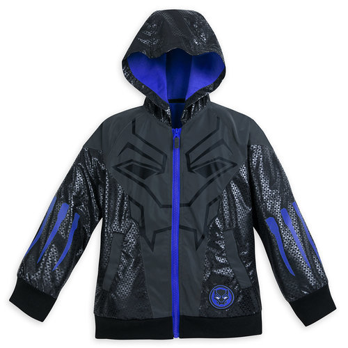 Black Panther Hooded Jacket for Kids by Our Universe ...