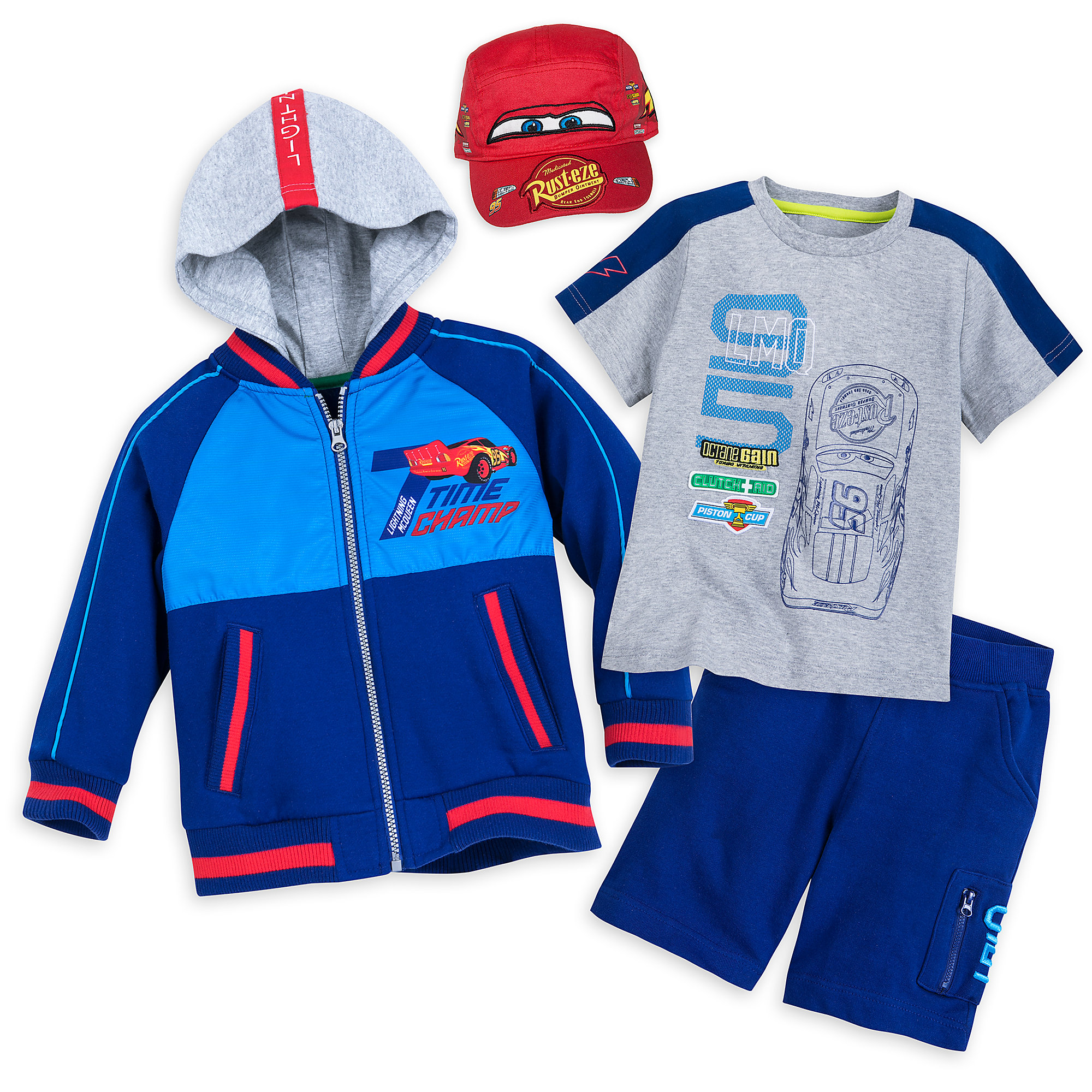 Lightning McQueen Fashion Collection for Boys - Cars