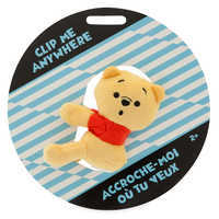 Image of Winnie the Pooh Plush Clip-On - Micro # 3