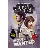 Image of Star Wars: Most Wanted Book # 1