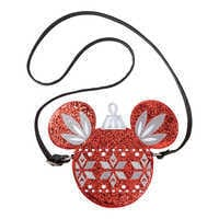 Image of Mickey Mouse Ornament Crossbody Bag # 3