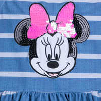 Image of Minnie Mouse Sequin Swimsuit for Girls # 7