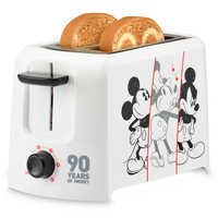 Image of Mickey Mouse 90th Anniversary Toaster # 1