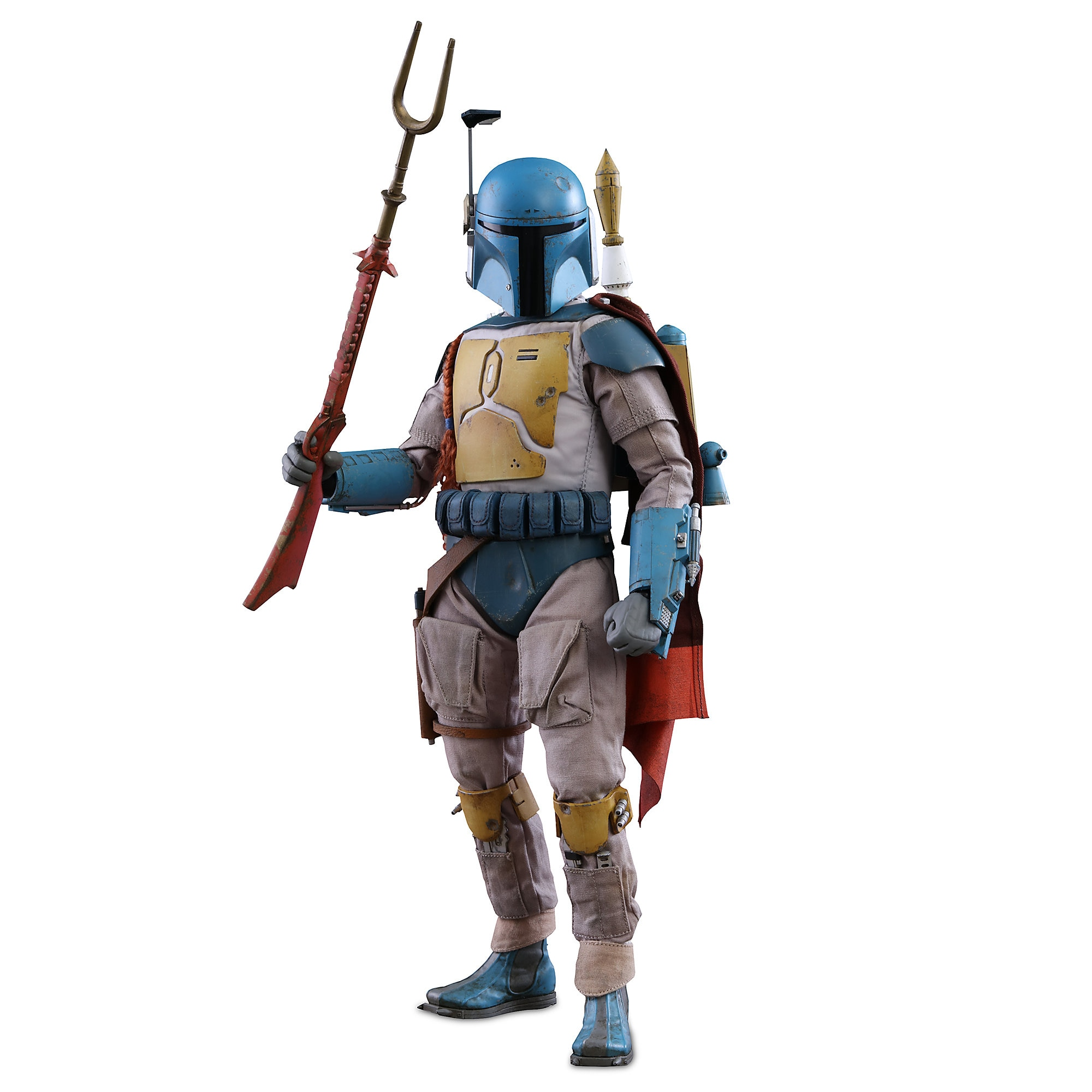 Boba Fett Sixth Scale Figure by Hot Toys - Star Wars
