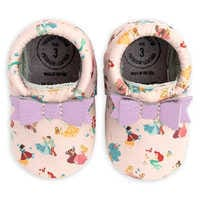 Image of Disney Princess Moccasins for Baby by Freshly Picked # 5