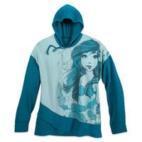 Ariel Pullover Hoodie - Women - Disney Boutique