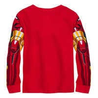 Image of Iron Man Costume PJ PALS for Kids # 4
