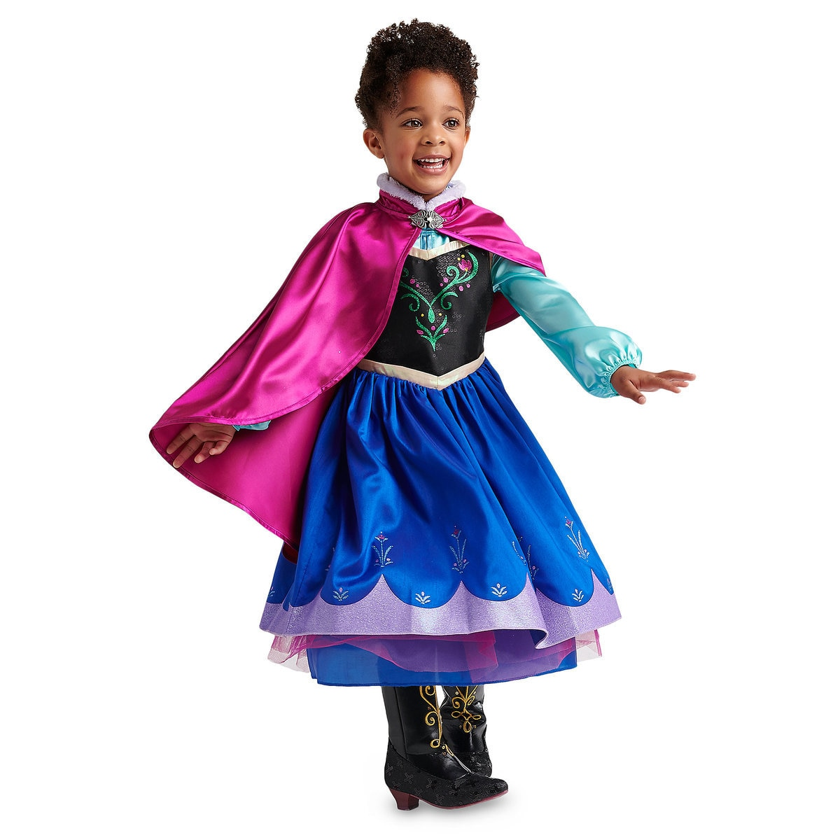 6185cb5a29b8 Product Image of Anna Costume for Kids - Frozen   2