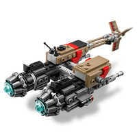 Image of Cloud-Rider Swoop Bikes Playset by LEGO - Solo: A Star Wars Story # 3