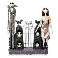 Image of Jack Skellington 25th Anniversary Limited Edition Doll - The Nightmare Before Christmas # 5
