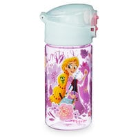 Image of Rapunzel Flip-Top Water Bottle - Tangled: The Series # 1