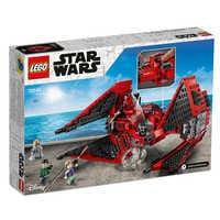Image of Major Vonreg's TIE Fighter Play Set by LEGO - Star Wars Resistance # 3