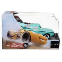 Image of Flo Pull 'N' Race Die Cast Car - Cars # 4