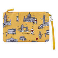 Image of Winnie the Pooh Zip Pouch # 1