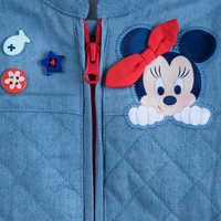 Image of Minnie Mouse Zip Jacket for Baby # 3