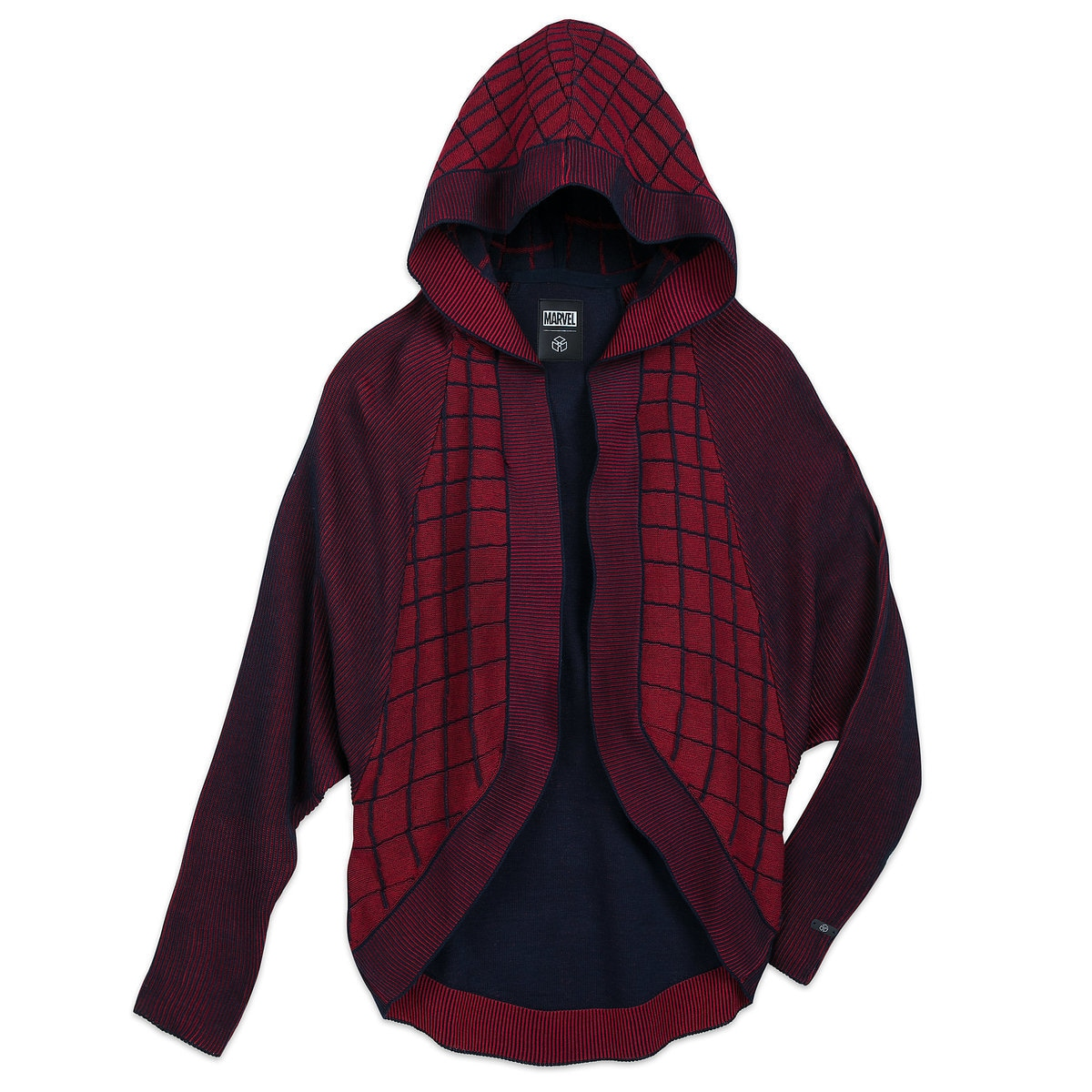 1a0bfba11 Product Image of Spider-Man Cardigan for Women by Musterbrand # 1